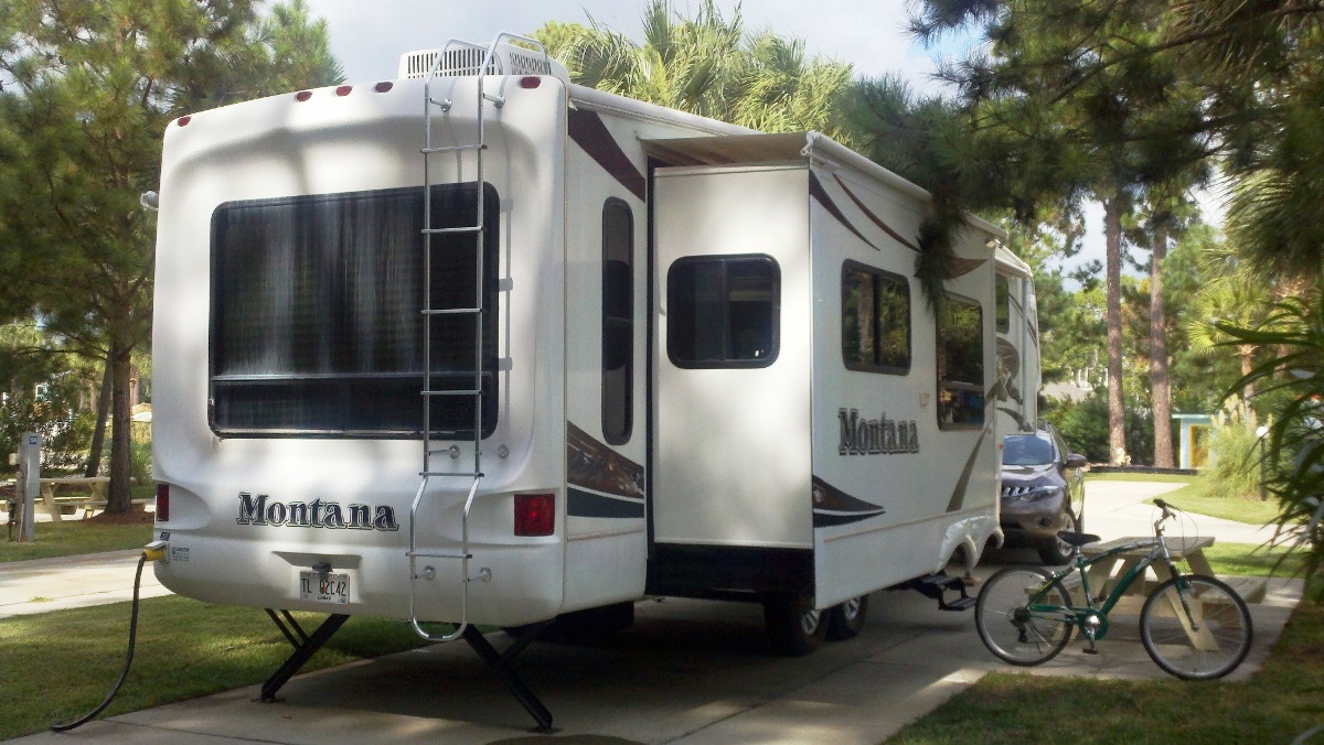 2007 Montana 5th Wheel Lease Purchase Sale Option