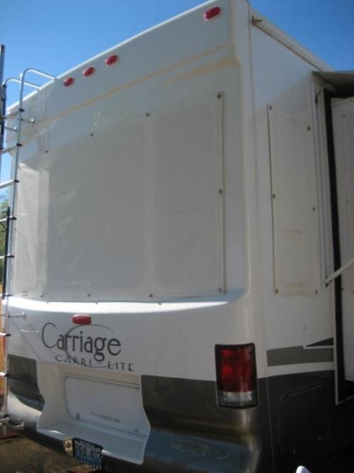 2006 Carriage Carri Lite 36ksq W 4 Slides And Arizona Room