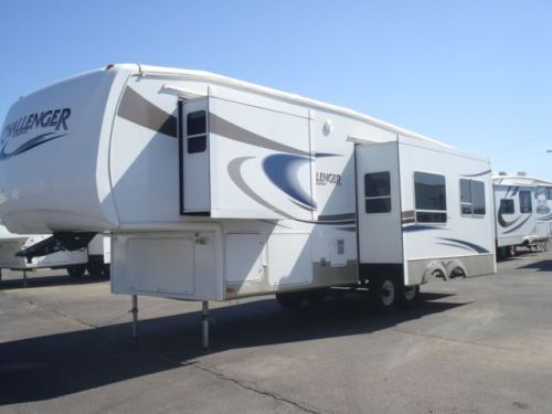 2006 Keystone Challenger Fifth Wheel In Portland Oregon
