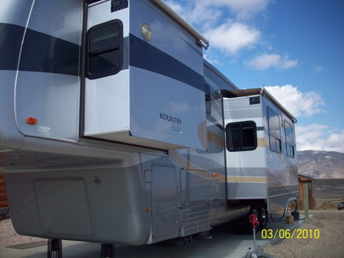 2005 Newmar Kountry Aire Fifth Wheel Fsbi In Cody Wyoming