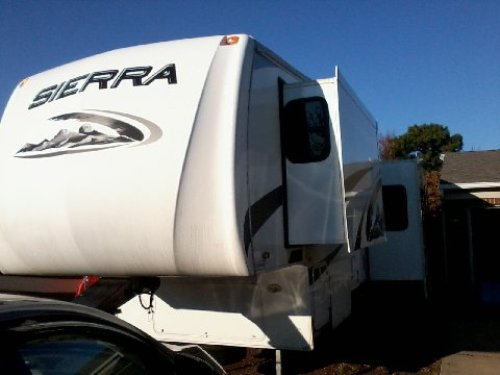 2008 Forest River Sierra 316BHT 5TH Wheel For Sale