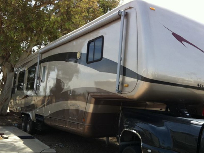 2002 Newmar Mountain Aire Fifth Wheel