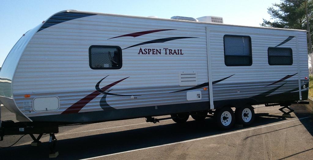 2011 Aspen Trail 3120 RLDS Travel Trailer