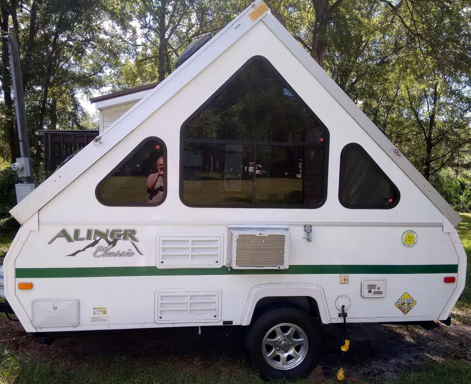 Used Camper Trailers For Sale >> Aliner Classic Pop Up Camper | Used RVs for sale