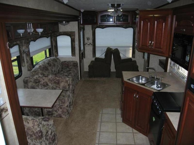 2006 Kz New Vision 36rl Photos Details Brochure Floorplan