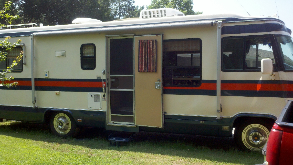 Travelcraft Motorhome For Sale In Muscle Shoals Alabama