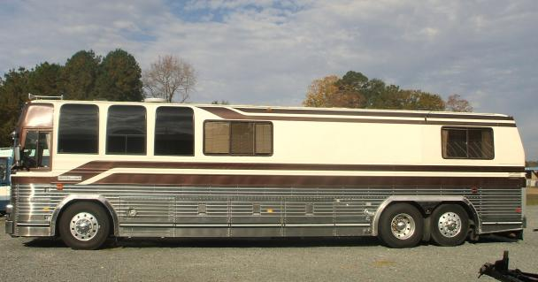 1984 Prevost Liberty Coach 40ft Class A In Arkansas