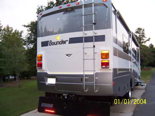 2006 Fleetwood Bounder Class A Gas In Waxhaw North Carolina
