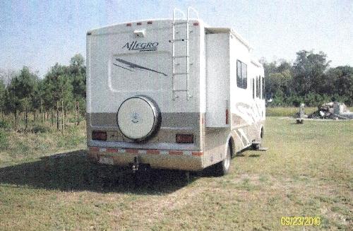 2005 Tiffin Allegro Rv For Sale In North Carolina