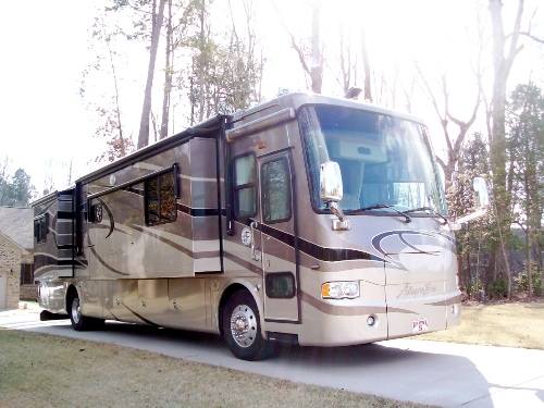 2007 Tiffin Allegro Bus 40qsp At Dreamfindersrv Com