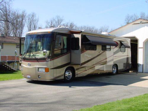 2004 Travel Supreme Ds03 36 Ft Class A Diesel Dream