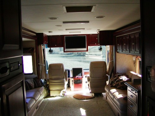 2007 Tiffin Phaeton Class A Diesel For Sale In Maryland