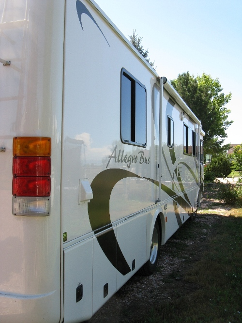 Take Over Lease >> 2003 TIFFIN ALLEGRO BUS Class A For Sale in Berthoud, CO