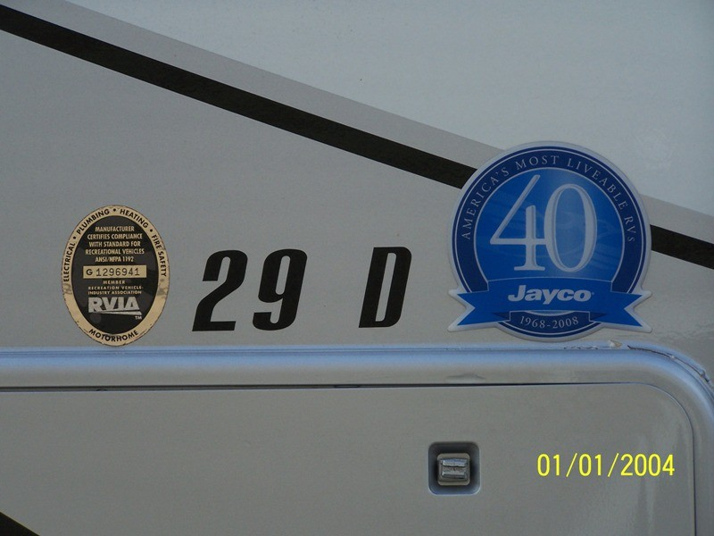 2008 Jayco Melbourne 29 D For Sell By Owner In Eatonton Ga
