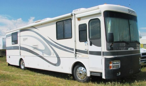 Used Fleetwood Discovery 37 Foot Diesel Fsbo In Alva Fl