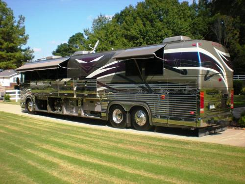 1998 country coach prevost xl for sale by owner in lexa