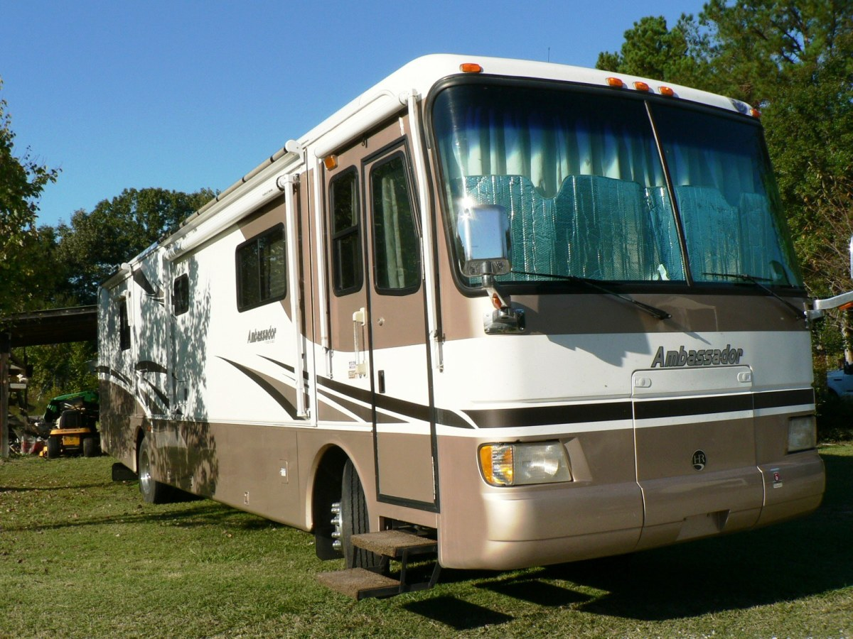 2004 Holiday Rambler Ambassador Holiday Rambler Ambassador
