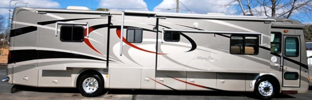 ... rv options 2006 tiffin allegro bus 40qdp w 4 slides 40ft rv has sold