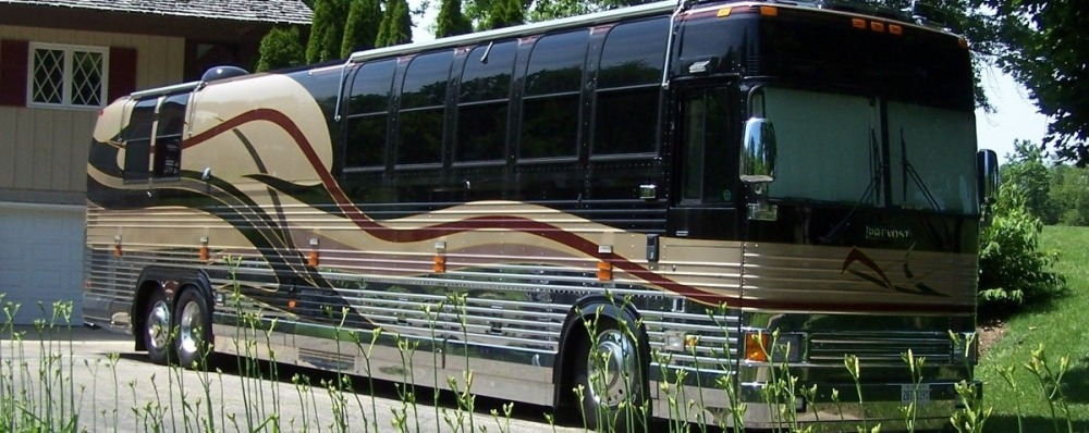 1999 Prevost XL Featherlite Vogue 45ft RV HAS SOLD Browse RVs Class A