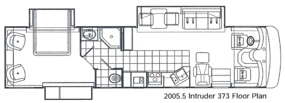 179862578844283441 together with C lite Travel Trailer Floorplans further Class B Motorhome Floor Plans moreover Garage Floor Plan Software together with RV Electricity. on small rv motorhomes