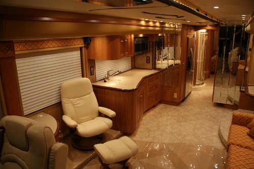 2007 Blue Bird Wanderlodge 450 Lxi On Dreamfindersrv Com