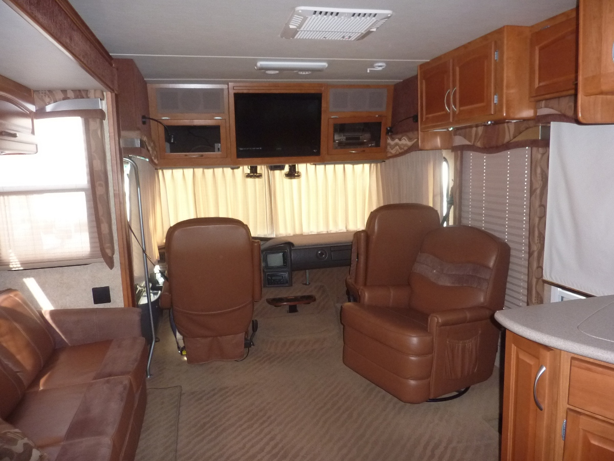 2004 Fleetwood Pace Arrow For Sale In Placentia California