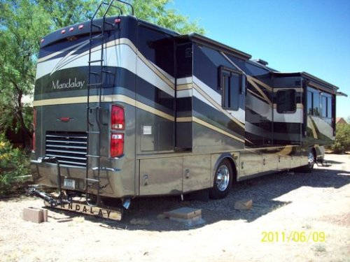 2006 Thor Mandalay Diesel Pusher For Sale at ...