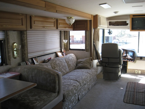 Used Travel Trailers For Sale By Owner >> 2000 Fleetwood Discovery FSBO at DreamFindersRV.com