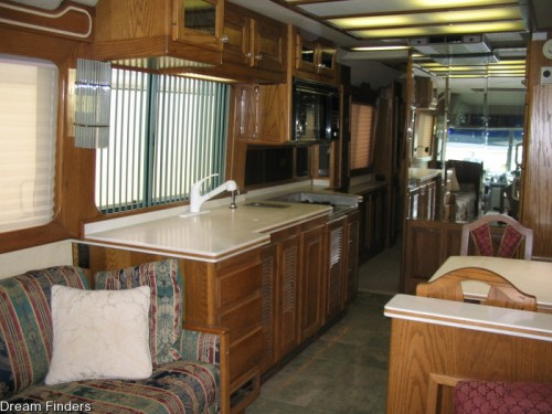 Country Coach Diesel Pusher Owner Financed