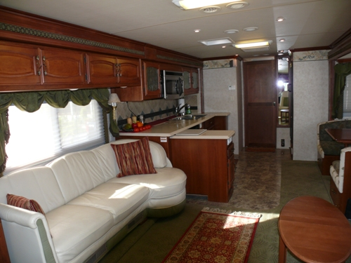 2003 Fleetwood Excursion 39j Fsbo In Waynesville Ohio