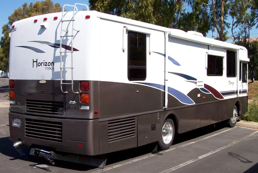 2002 Itasca Horizon For Sale By Owner In California
