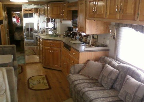 Used Rvs For Sale In Texas By Owner >> 2002 Holiday Rambler Endeavor 38PBD FSBO in Mission, Texas