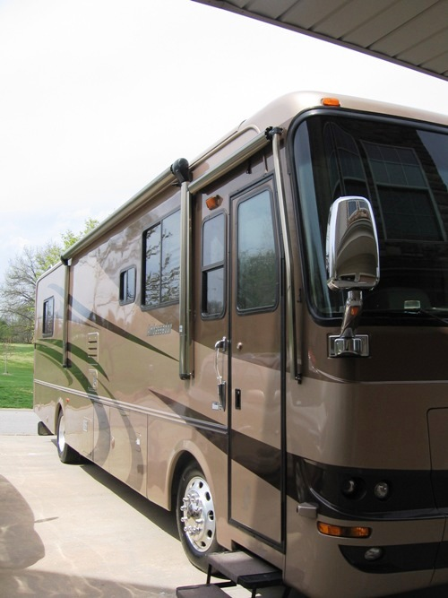Power Requirements For Travel Trailers