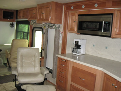 Motorhomes For Sale By Owner >> 2009 Tiffin Allegro Bay TSB For Sale in Lagrange, Georgia