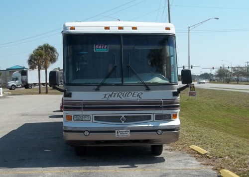 Florida Tow Show >> 1997 Damon Intruder FSBO in North Fort Myers, Florida