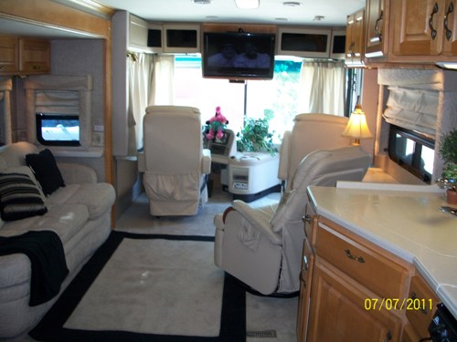 2002 Jayco Avatar Motorhome For Sale In Durand Michigan