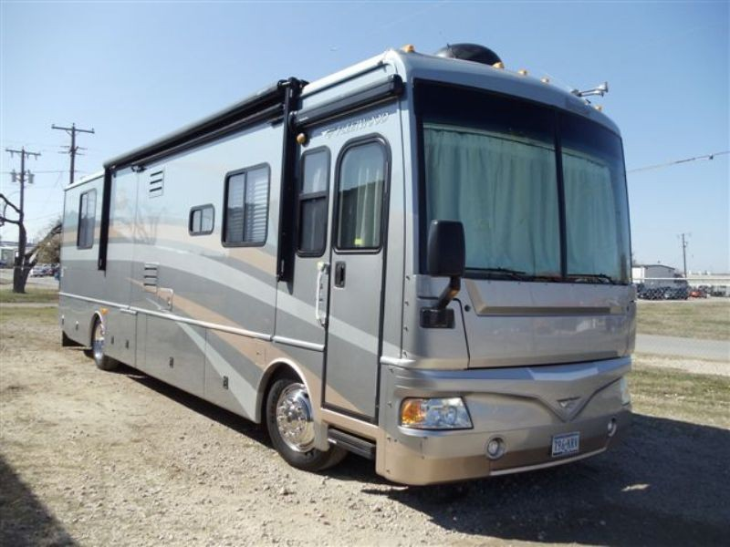 2006 Fleetwood Bounder PHOTOS, Details, Brochure, Floorplan