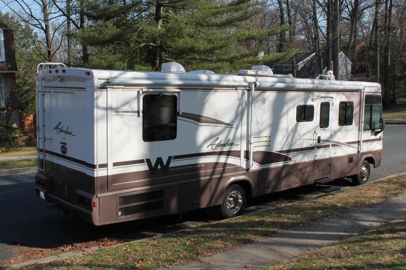 Unique 2008 Winnebago Adventurer 38J Motorhome  Reviews Prices
