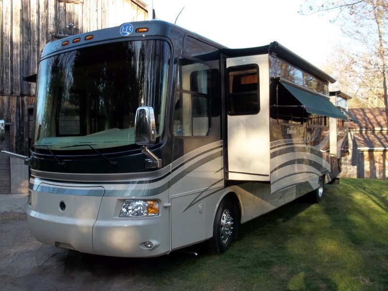 Used Motorhomes For Sale By Owner >> 2008 Holiday Rambler Endeavor 40SKQ