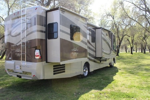 2007 Itasca Suncruiser Photos Details Brochure With