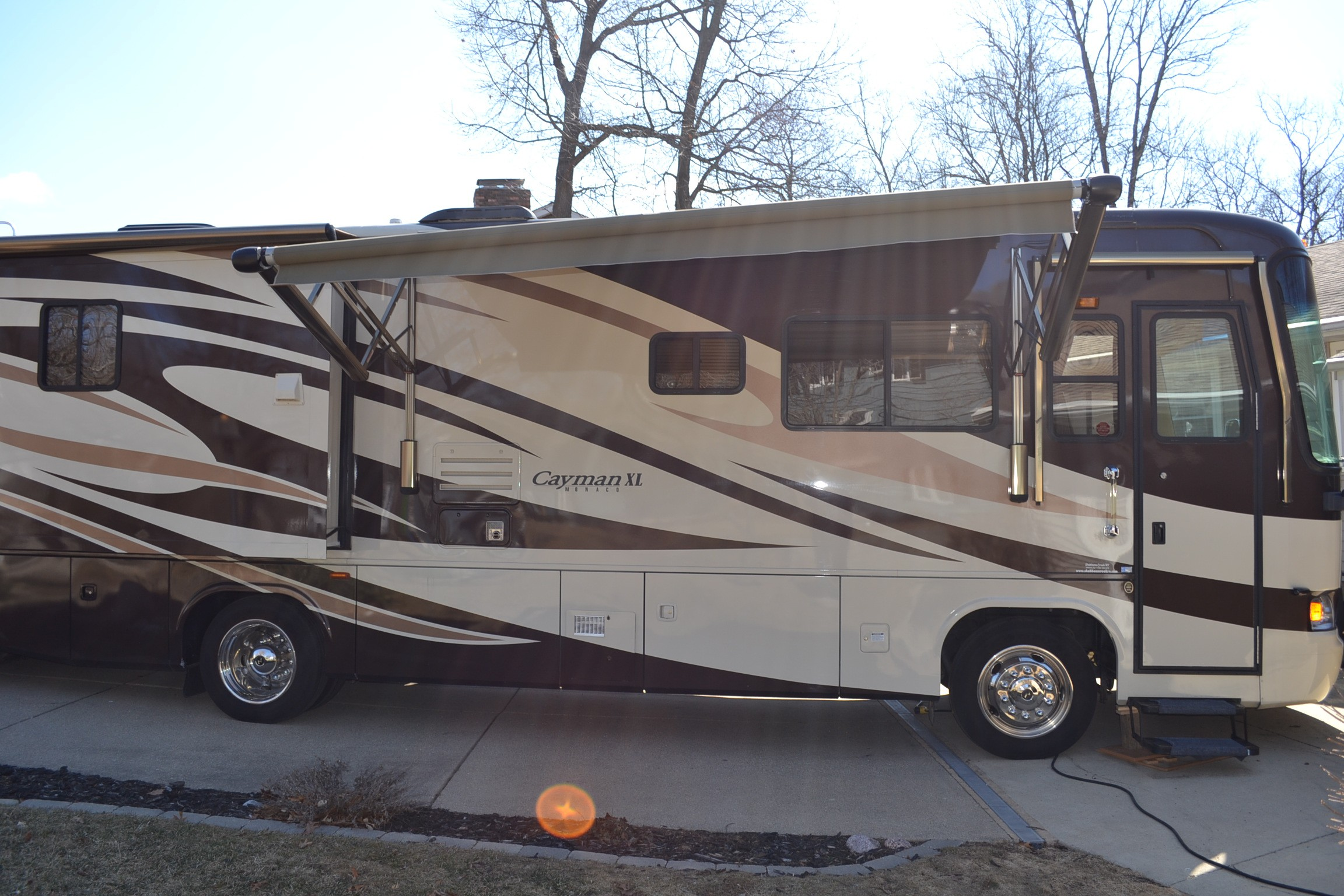 2008 Monaco Cayman 35 Sbd Used Motorhomes And Rvs For Sale