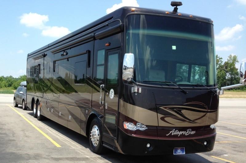 2012 Allegro Bus 43qgp Photos Details Brochure Floorplan