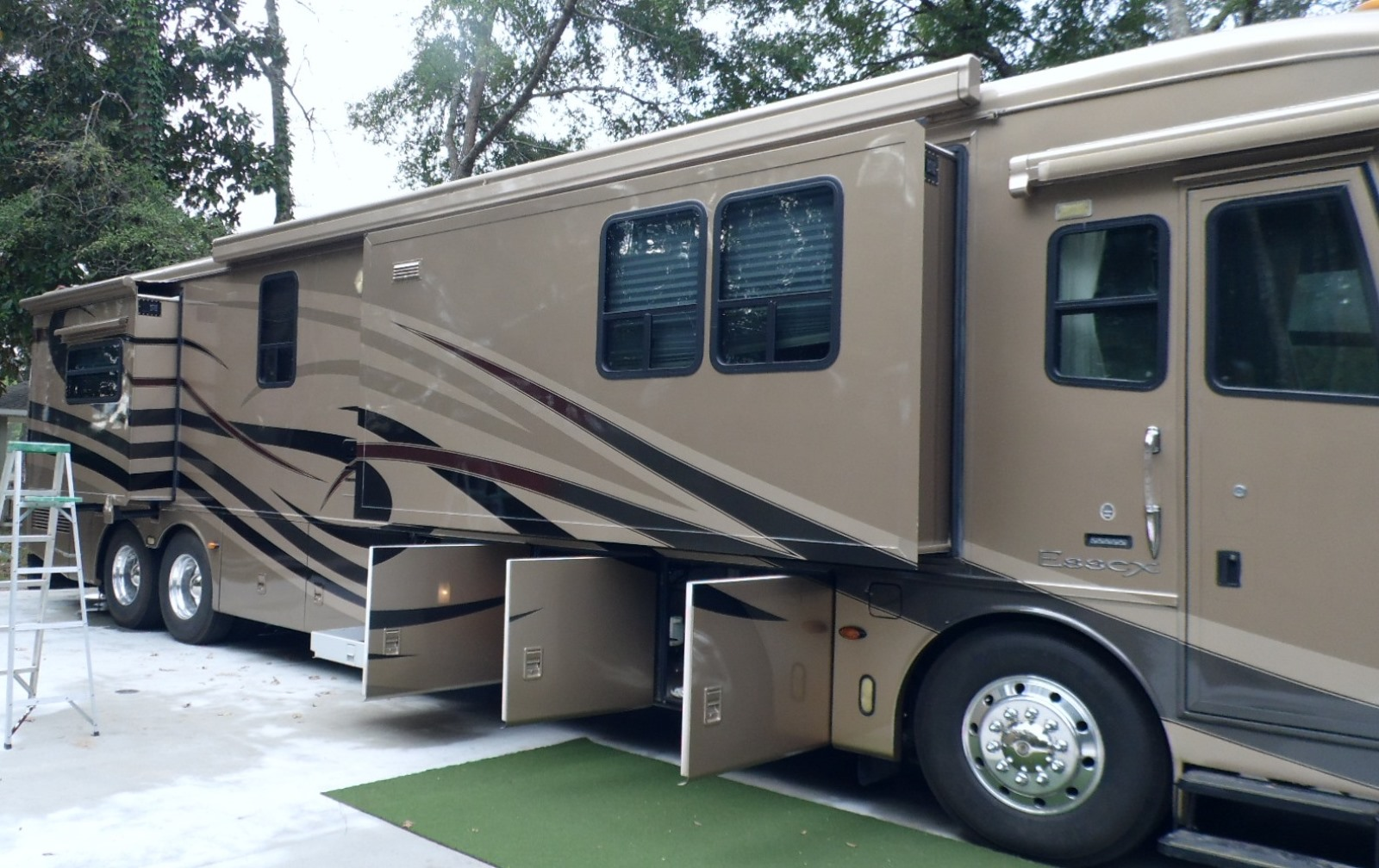 2005 Newmar Essex Used Motorhomes For Sale