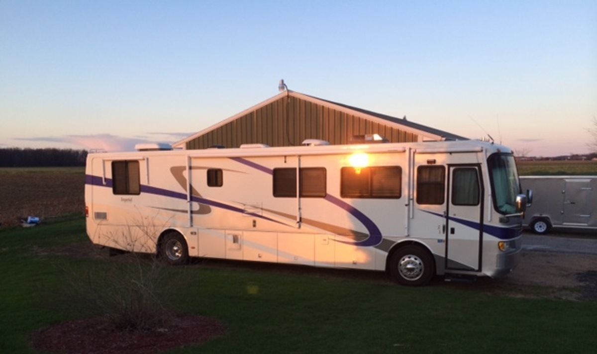 Motorhomes For Sale By Owner >> 2000 Holiday Rambler Imperial 40PBS | Used Motorhomes for sale