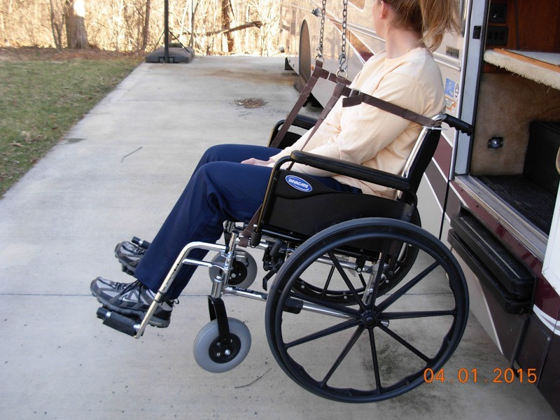 2001 Monaco Windsor 40pbd Handicapped Accessible