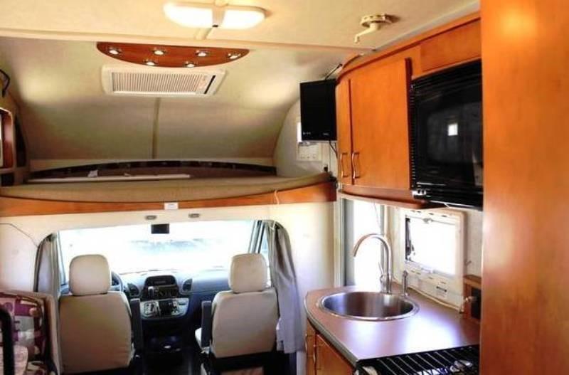 Mercedes Benz Of San Antonio >> 2007 Gulf Stream Vista Cruiser Mini, PHOTOS, Details, Brochure, Floorplan