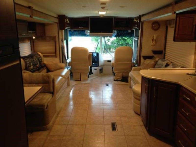 2004 Winnebago Journey 39k Photos Details Brochure