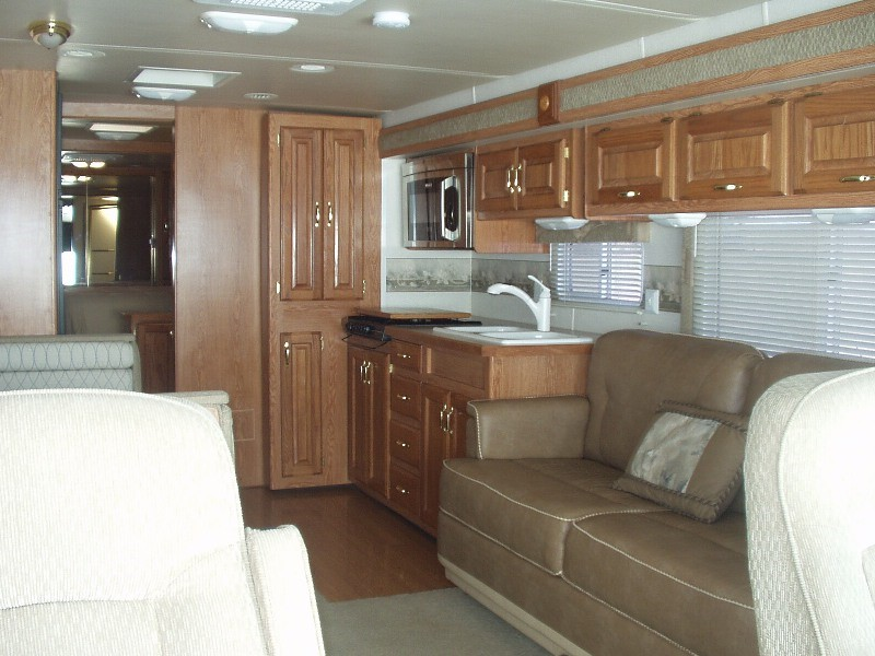 2002 Monaco Cayman 36pbd Photos Details Brochure Floorplan