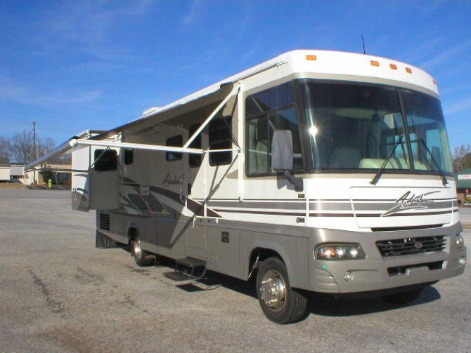 Amazing Used 1996 WINNEBAGO ADVENTURER For Sale At AUBURN PARK AND SELL In