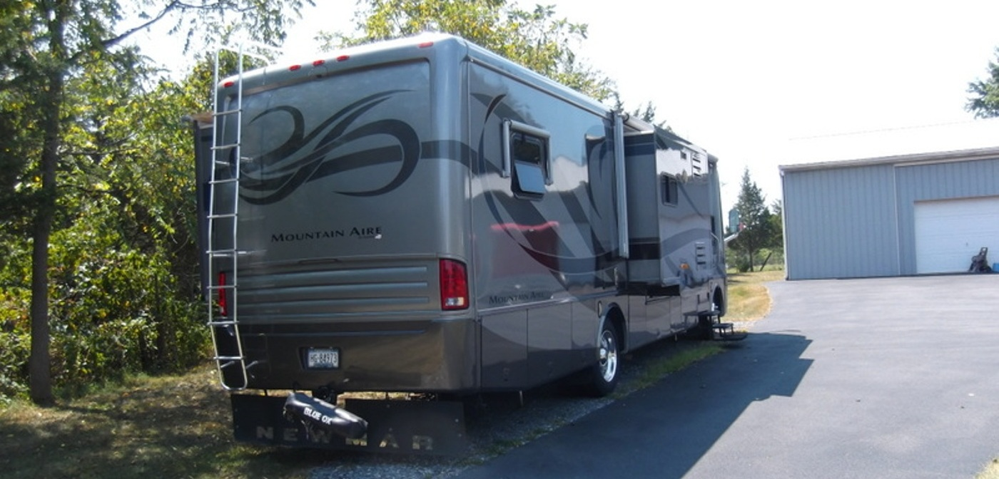 2005 Newmar Mountain Aire 3505 Used Motorhomes For Sale